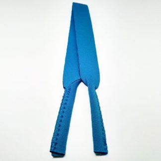 Cordon - Bandeau à lunettes Sport en néoprène turquoise