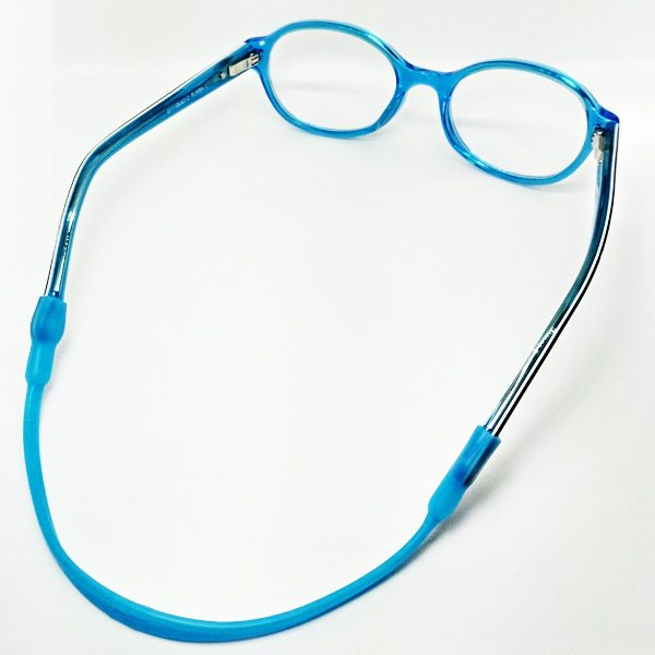 light blue child bezel cord
