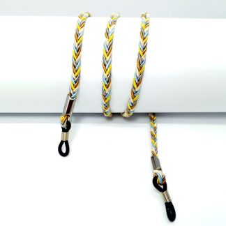 Cloud - Braided cotton glasses cord