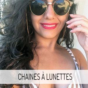 Chaines à lunettes