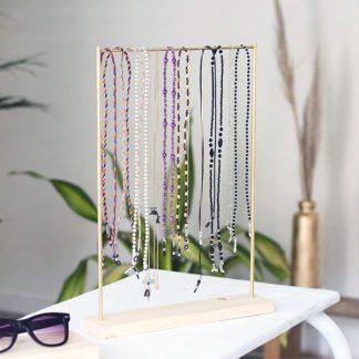 ELKE | Présentoir à cordons et chaines à lunettes
