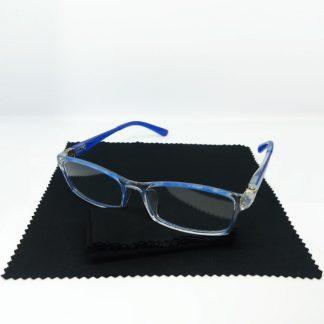 chiffon lunette microfibre
