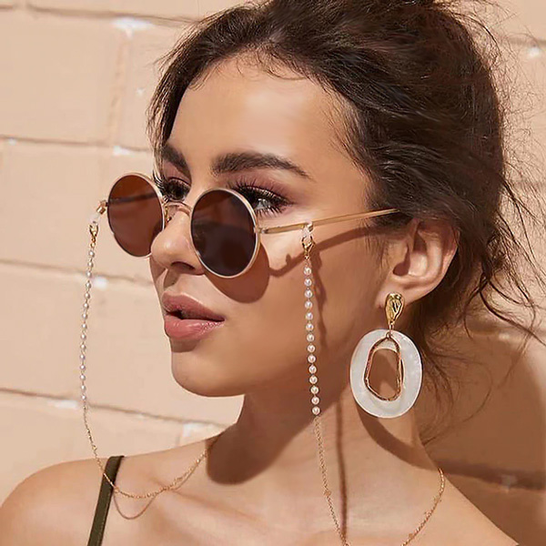 Chaine à lunettes London